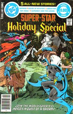 DC Super Star Holiday Special