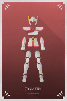 Saint Seiya Pegasus Cloth