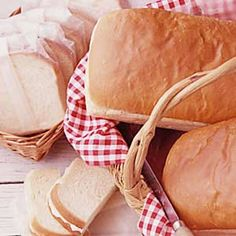 Basic Homemade Bread Recipe from Taste of Home