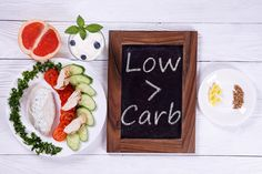 Cut down your carbohydrate intake for weight loss