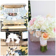 Southern Burlap Tablescape Pensacola Wedding Planner Diy