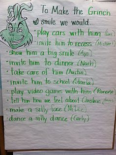 Kindergarten: Holiday Activities: this is a good class activity. It would help remind students of how to be nice and get everyone involved. Maybe a good activity to do when you experience bad behavior to get them back on the right track.