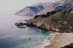 Wanderlust // 35mm Film Photography // Big Sur California // Stone Fox Swim