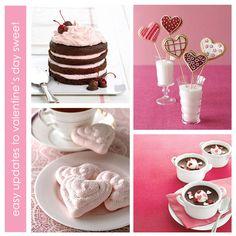 super cute desserts for Valentines Valentine Desserts, Cute Desserts, Valentines Day Treats, Cupcakes, Cupcake Cookies, Holiday Cookies, Holiday Treats, Yummy Treats, Sweet Treats