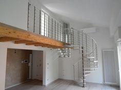 #Fontanot #Genius Double loft stair by Fontanot