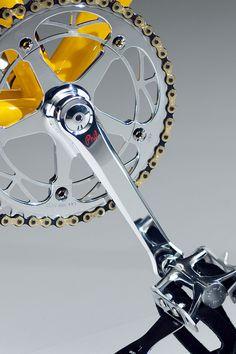 Shiny Incarnate #track #bicycle