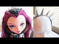 In this tutorial I show you how you can make your own Raven Queen Tiara! Please subscribe for more videos!!