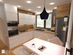Kuchnia na rotmance - zdjęcie od JMJ Interiors