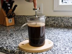 Coffee Science: How to Make the Best French Press Coffee at Home  - great comprehensive, fool-proof guide to brewing french press coffee