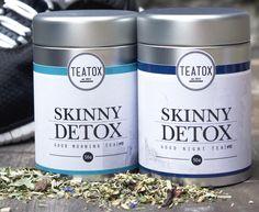 Skinny Detox by TEATOX  www.TEATOXSHOP.com | The Power of Tea