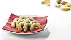 Vanilkové rohlíčky Crescent Rolls, Pavlova, Croissants, Horn, Horns
