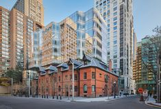 Hariri Pontarini Architects - Project - 7 St. Thomas - Image-17