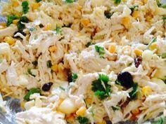 Imagem da receita Salpicão de frango simples