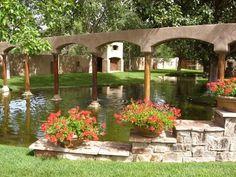 Casa Rodena Winery in Los Ranchos, NM has breathtaking exterior and interior event space.