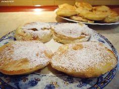 Naleśniki drożdżowe z jabłkami idealny deser