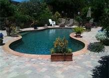 california backyard pool - Bing Images