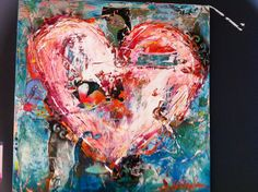 Hart schilderij