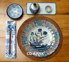 81 Best The ASIAN Inspired Table Setting Images On Pinterest