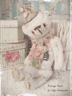 Teddy Bear Marseille by Fomenko Olga
