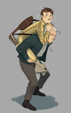 Geralt and Jaskier go to that one party. The Witcher Geralt, Witcher Art, The Witcher Wallpapers, Otaku, White Wolf, Comic Artist, Manga, Art Reference, Netflix
