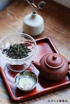 Chinese Tea | from【東京・吉祥寺】器と雑貨と古道具のお店 みずたま雑貨店
