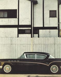 Yasuhiro Ishimoto (1921-2012) Aruhi Arutokoro. Someday, Somewhere 1958. #luxurysportscars2012