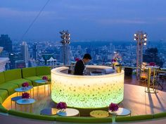 The best rooftop and sky-high bars in Bangkok Bangkok Travel, Bangkok Trip, Perrier Jouet, Best Rooftop Bars, Good Things