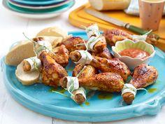 Für viele Freunde der Geflügel-Küche sind die Schenkel das Beste am Hähnchen. Wir präsentieren die leckersten Rezepte für Hähnchenschenkel.