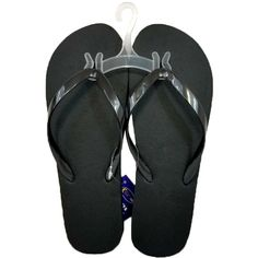 bc38656019e38 Details about Wholesale Bulk Lot of 48 Pairs Women s Black Summer Beach  Flip Flops