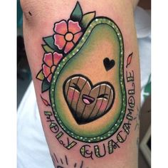 Vegans Will Go Crazy For These 12 Avocado Tattoos