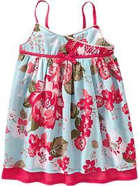 floral print sundress Baby: Pattern Play - New! | Old Navy $16.94
