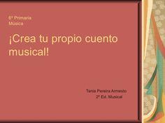 ¡Crea tu propio cuento musical!