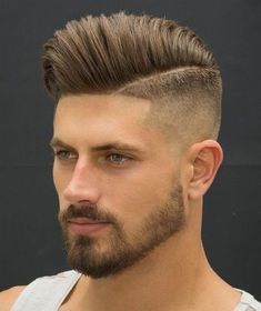 If you decided to make a comb over, you are in the right place! We`ve rounded up the most popular comb over haircuts for men, for different hair lengths and textures. Cool Hairstyles For Men, Hairstyles Haircuts, Haircuts For Men, Hairstyle Men, Mens Hairstyles Fade, Funky Hairstyles, Formal Hairstyles, Hairstyle Ideas, Wedding Hairstyles