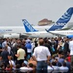 Paris Air Show off to a flying start