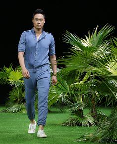 Vietnam Fashion Week SS17 - Ready to wear.   Designer: Tien Dung - Phong Lan  Photo: Cao Duy