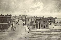 City of Atlanta Georgia 1863/1864  Old Photo by VintageShowcase