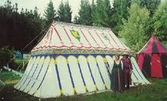 medieval tents - Google Search