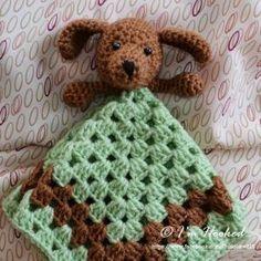 crochet lovey, free pattern by Kathy Lee Neal