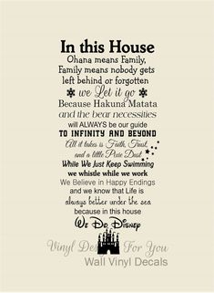 17 Trendy wall quotes decals disney sayings Font Disney, Disney Sign, Disney Love, Disney Memes, Disney Movie Quotes, Disney Sayings, Disney Quote Tattoos, Disney Quotes About Love, Disney California Adventure