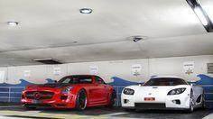 Hamann and Koenigsegg