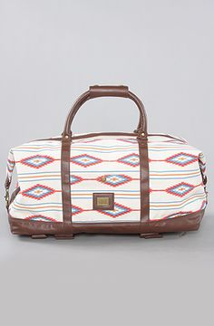 $58 The Craftwork Duffle Bag + Backpack in Khaki by Obey -- Use repcode SMARTCANUCKS for 20% OFF your entire purchase at the checkout on Karmaloop.com -- http://lovekarmaloop.com