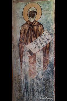 Saint Moses, The Ethiopian