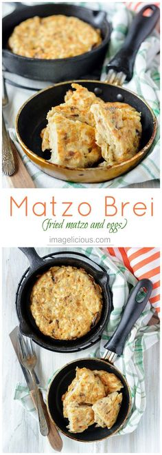 Matzo Brei is just a