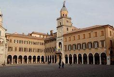 Modena: Presentazione della 43ª edizione della Corrida di San Geminiano