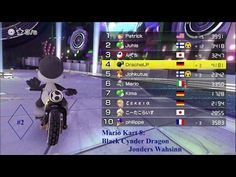 Mario Kart 8: Black Cynder Dragon #2 Jonder´s Wahnsinn (Fun-Racing)