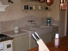 Lavello con miscelatore   Kitchen (sink)   Pinterest   Sinks and ...