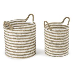 cestas de rayas