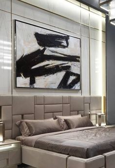 (1) extra Large Black and white painting on canvas Xiamen, Grand Art Mural, Black And White Painting, Large Canvas Art, Extra Large Wall Art, Acrylic Painting Canvas, Large Painting, Wall Art Designs, Contemporary Paintings