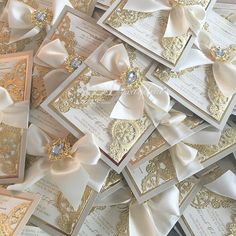 """286 Likes, 44 Comments - Original GOLD & SILVER Artist! (@alexandrialindo) on Instagram: """"These invites are by far some of the most gorgeous invites we've accomplished. I'm swooning over…"""""""