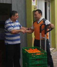 Mercadona entregará a diario productos de primera necesidad a este comedor social gestionado por Cáritas de Fuerteventura, en Puerto del Rosario